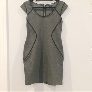 Express hourglass dress